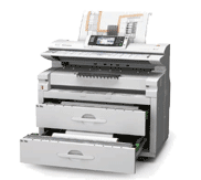 Ricoh Printer W7140
